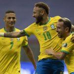 Brasil estreia com boa vitória sobre Venezuela na Copa América