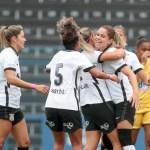 Ainda pensando na decisão de Domingo, Corinthians vence o majestoso pelo Paulistão feminino