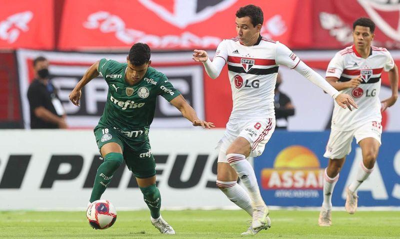 São Paulo e Palmeiras na Libertadores