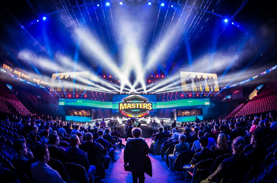 DreamHack Masters Malmö – CS:GO in the Motherland