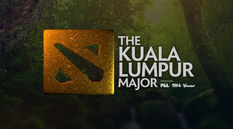 Dota 2 Kuala Lumpur Major 2018