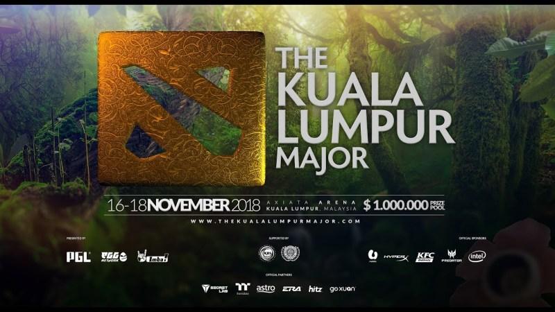 Kuala Lumpur Major 2018