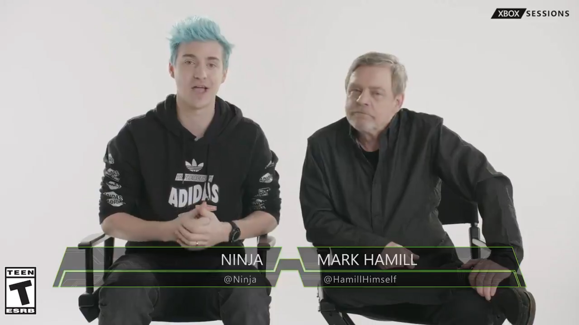 Mark Hamill (Luke Skywalker en Star Wars), estrella del gran evento de Fortnite de Ninja