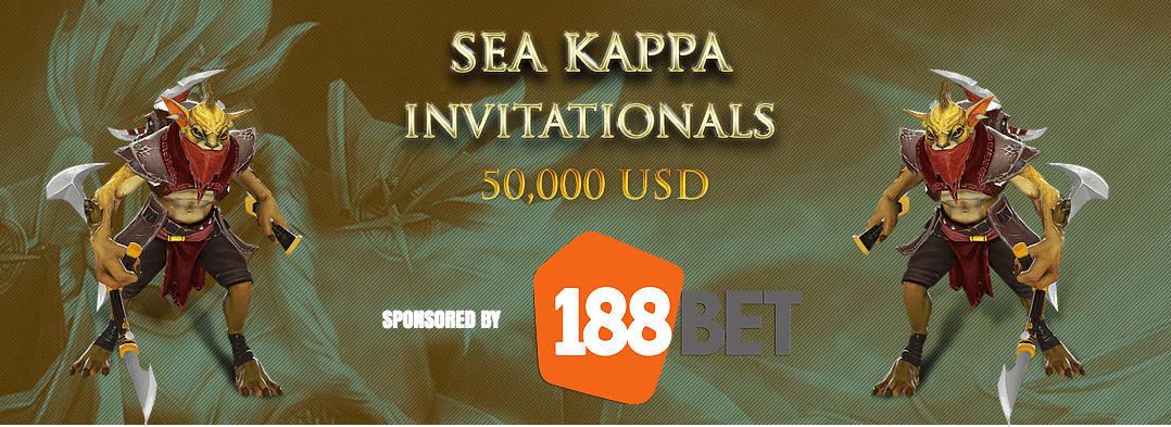 No Kappa 50K Prizepool For SEA Tournament Register Now Esports By