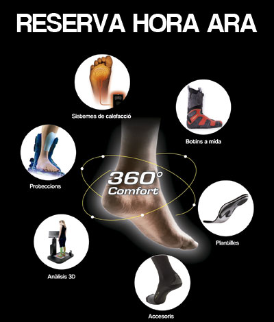 reserva boot fitting
