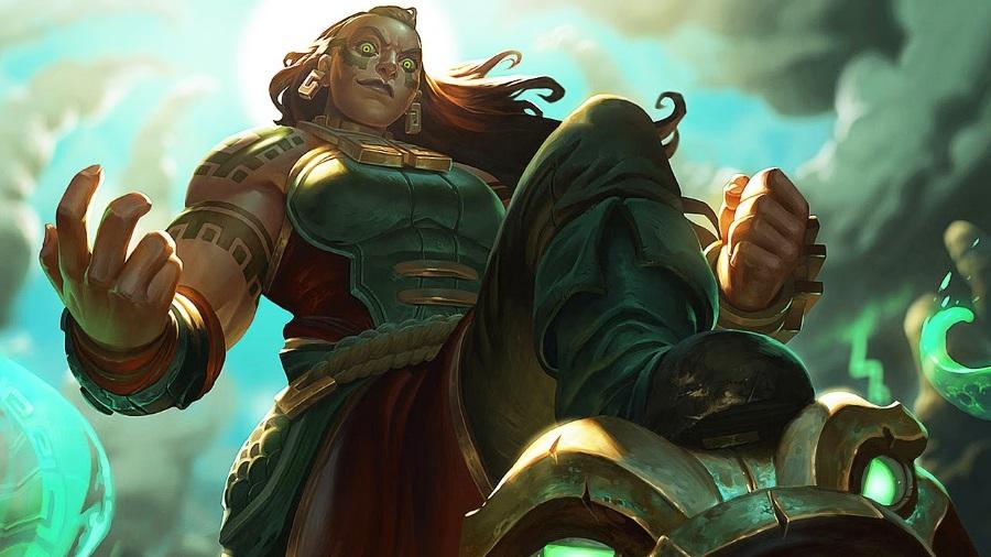 Countering Illaoi The Kraken Priestess Esports Edition