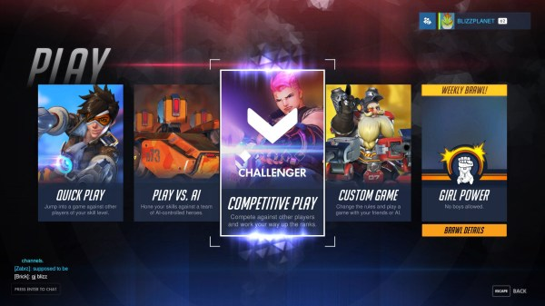 Could Overwatch Be Getting a Nintendo Switch Port? - Daily