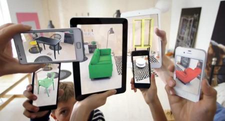 Apple et Ikea lancent une application de réalité augmentée pour visualiser les meubles chez vous !!
