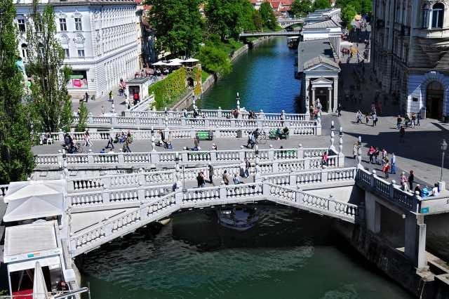 Liubliana: o que ver na capital da Eslovénia - Espreitar o Mundo