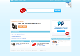Ask.com What s Your Question