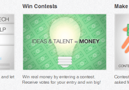 Prizes Solve Problems. Win Contests. Make Money.