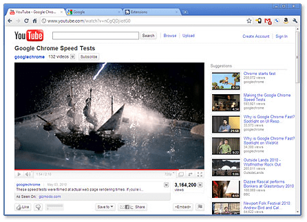 Google Chrome Get a fast new browser. For PC Mac and