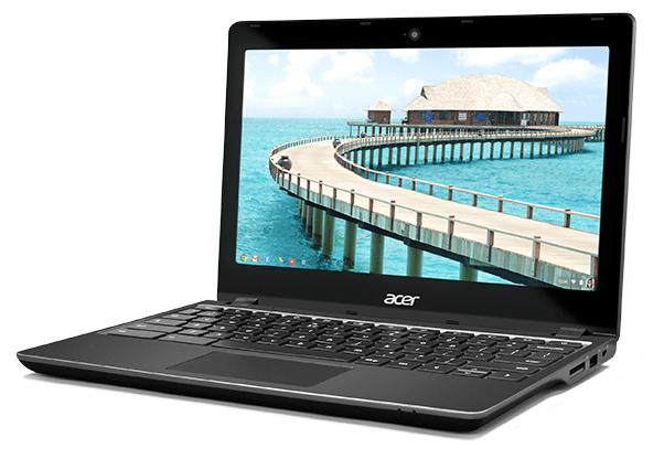 Chromebooks Acer C720 Chromebook1