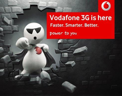 Vodafone 3G Dongle Prepaid New Tariff Plans