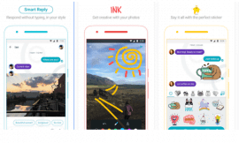 Google Allo Google Allo, a smart messaging app