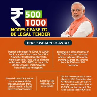 what to do with banned rs 500 and rs 1000 currency notes