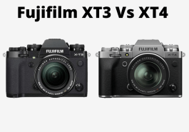 Fujifilm XT3 Vs XT4 features at a glance