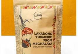 Curcumin Lakadong Turmeric Powder