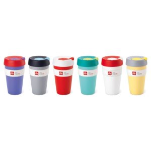 KEEPCUP LIVEHAPPilly TRAVEL MUG