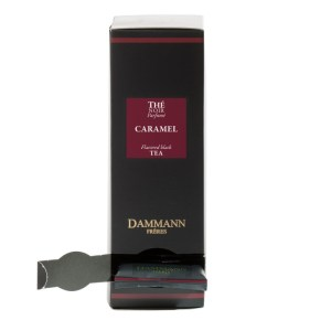 ΤΣΑΙ DAMMANN CARAMEL 24 Cristal® tea bags
