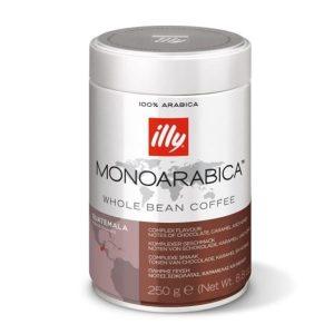 ΚΑΦΕΣ ILLY MONOARABICA GUATEMALA ΣΠΥΡΙ 250gr espresso