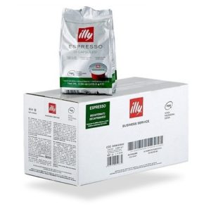 90 ΚΑΨΟΥΛΕΣ Illy MPS DECAFFEINATED