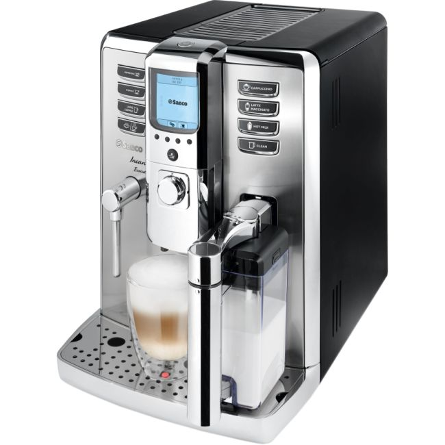 Espressor automat Saeco Incanto Executive HD9712/01 – pareri si pret