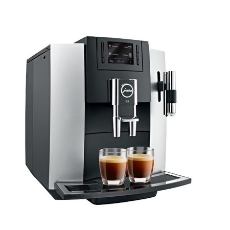 Espressor automat JURA E8, 12 specialitati One Touch, tehnologie P.E.P.