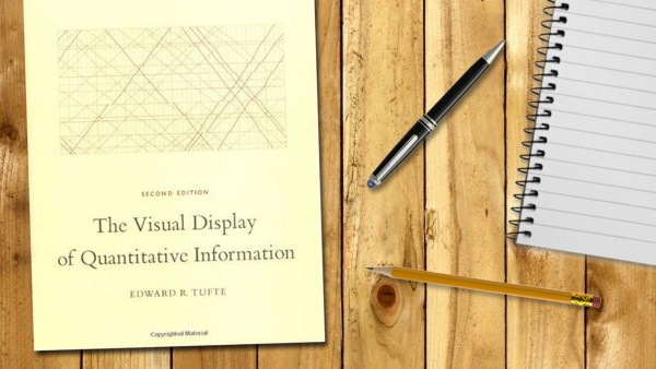 The Visual Display of Quantitative Information, Edward R. Tufte