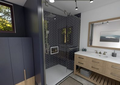rénovation salle de bain 1070