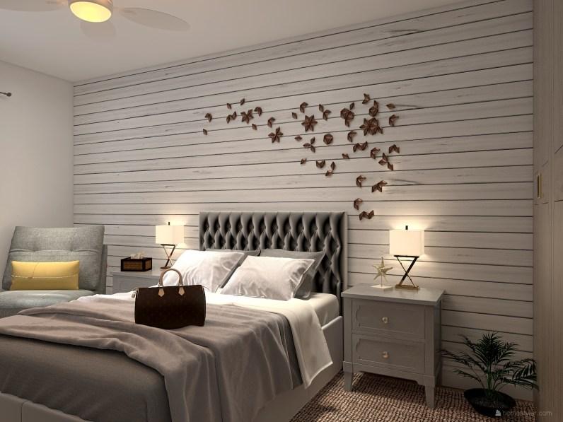 Decoration chambre adulte