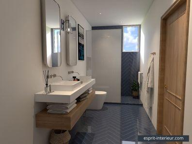 Rénovation Salle de bain St Malo