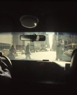 Séjour New-York depuis une voiture