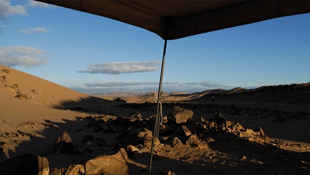 un voyage dans le sahara intensif