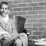Gandhi à la Satyagraha House