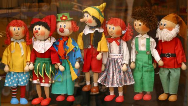 Marionnettes à Prague