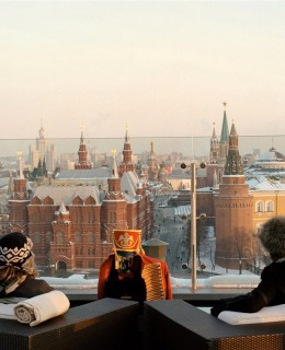 Rooftop Moscou