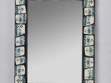 Miroir.MB.Mosaiques ancien