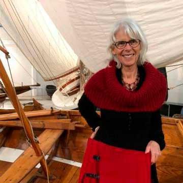 Christine Jegaden stylliste et créatrice du site Esprit Celtique
