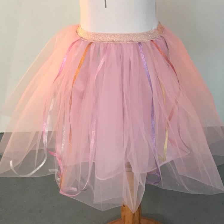 "jupe de princesse ""Bal"""