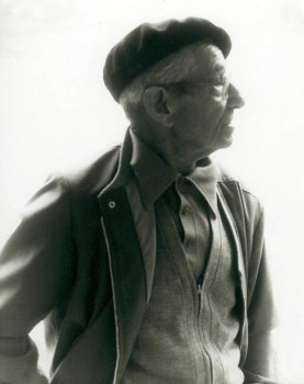 Henri Gonthier en 1985, coll. Jacqueline Clément