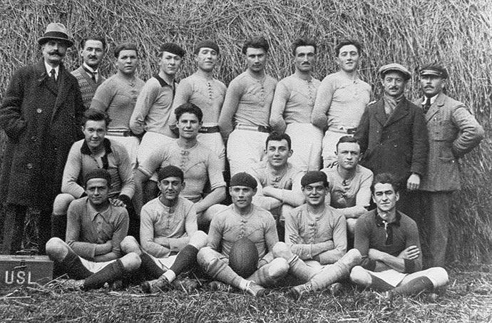 Équipe de rugby de Lalinde, saison 1927-1928