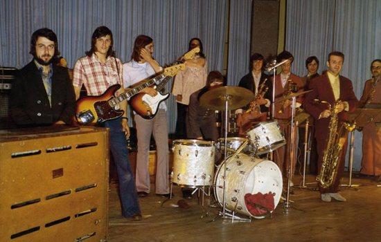 Orchestre de Guy Salles 1971