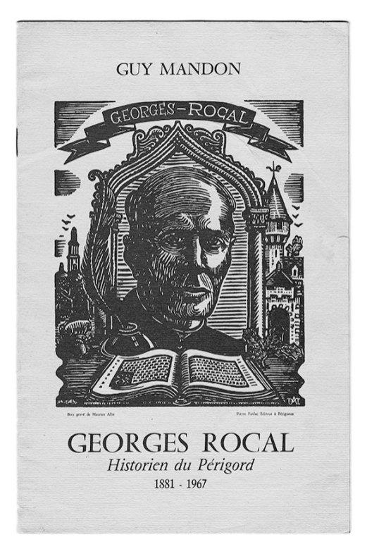 Georges-Rocal-historien-du-perigord-Guy-Mandon