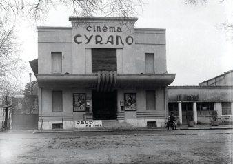 Bergerac 1946, Cinéma Le Cyrano