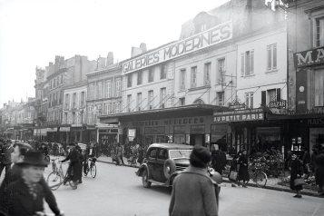 Bergerac 1940, magasin Les Nouvelles Galeries