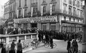 Bergerac, magasin Les Nouvelles Galeries