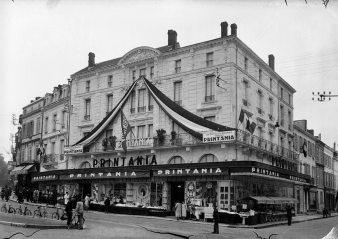 Bergerac 1939, magasin Printania