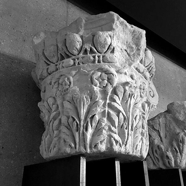 musee-vesuna-vestiges-gallo-romain-colonne