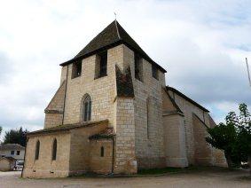 Église de Saint-Laurent des Hommes